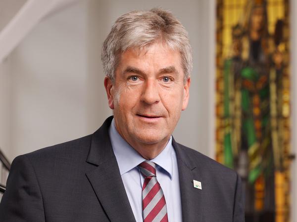 Hermann Temme, Bürgermeister der Stadt Brakel